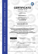 GELBYSON Certificate ISO 9001 2015 exp 2021 04 15